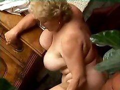 Sexy Mature Granny