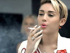 Miley Cyrus Tribute Video