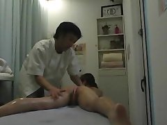 Oily Tits Massage