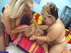 Lesbian Squirter 4