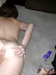 Amateur Redhead Gives Wet Blowjob - Katy