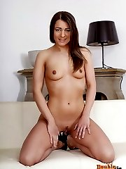We offered her to film the scenes with two cameras, one huge cock in this nice anal porn