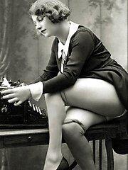 Thirties vintage hot babes