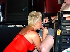 """Tracy straps a site member to her """"Bad Boy Chair"""" then proceeds to give him the punishment he deserves."""
