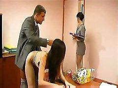 Secretary clips