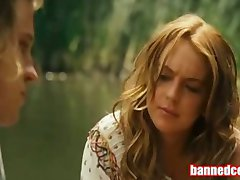 Lindsay Lohan Giving Blowjob