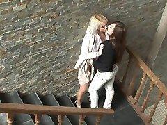 Dirty Talking Lesbian Teen Seduces HOT Woman - Cireman