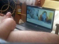 Webcam flash