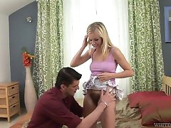Bella Baby - Wet Hairy Bushes 8, Scene 2 [WhiteGhetto] (2013) [HD].mp4