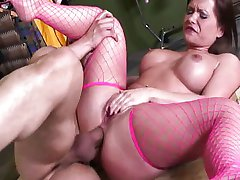 MILF Katja screwed