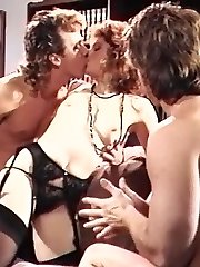 Tami White, Faith Turner, Fifi Bardot in vintage porn movie