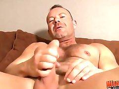 Doug Jeffries Intimate Solo Jerk Off