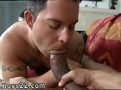 Black fat old gay man with biggest cock
