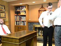 Mormon amateur shaved