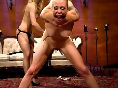 Lorelei Lee and Ashley Fires are both killer dommes who just happen to have a crush on one...