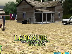 3D Comic: Langsuirs Chronicles 1-2