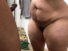 Hot young fattie spreads her gems to get pounded by her naughty supervisor