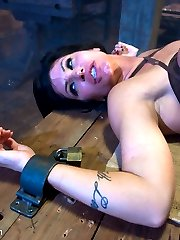 Shay Fox is an extremely horny and submissive woman with an incredible body and filthy mind....