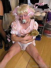 Tranny? Sissy? Big Baby?