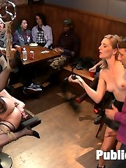 Slutty bombshell Veruca finds her match at a local bar. She arrives already bound and ready to...