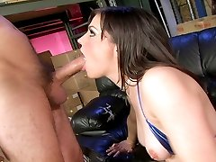 Bobbi Starr Gets Her Big Ass Fucked By One Lucky Stud