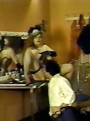 Becky Savage, Busty Belle, Candy Samples in classic porn site
