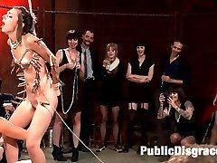 Lorelei Lee orchestrates the perfect disgrace for sweet and innocent Kristine Kahill, covering...