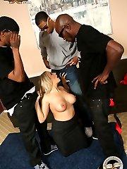 Angel Allwood Loves Interracial Sex at Blacks On Blondes!