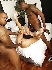 Cindy Sun Interracial Black Cock Movies at Blacks On Blondes!