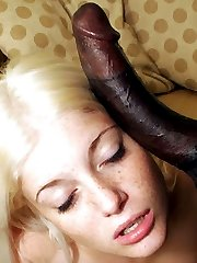 Innocent Blond Ravaged By Wild Black Guy