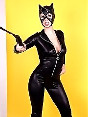 Lynn Latex Cat Woman