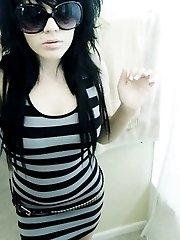 Hot pics of ex emo girlfried