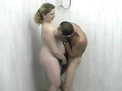 bbw shower fun