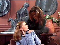 Dean seduces her student