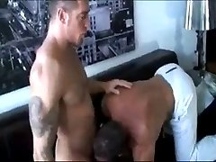 Francesco D'Macho fucks 18 year old Alex McDougal