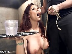 Slave trainee Syren de Mer did not do her homework. She is given three chances to make it up to...