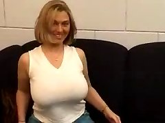 German with Incredible Tits