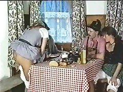 Alpensahne mit Astrid Bauer