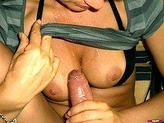 Amateur MILF homemade sex pics