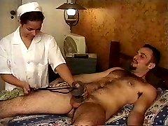 nurse bruna shemale trans full sex!