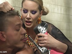 Its been 3 years since Maitresse Madeline Marlowe and Lorelei Lee had a slave under their...