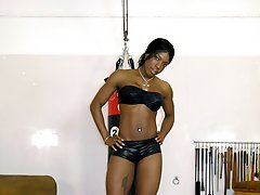 Mistress Kiana\'s Workout