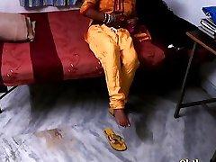 Indian Wife Shilpa Bhabhi Stripping Naked