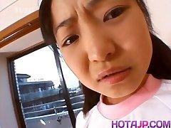 Anna Kuramoto ass strongly drilled