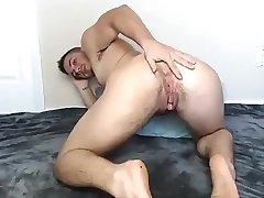 Hairy transexual pussy masturbation 3