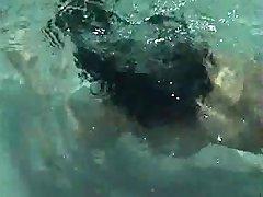 Miss Isabella Soprano gives Underwater BJ