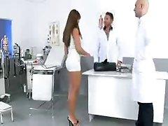 Hi Doc I want a Threesome