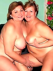 Horny mature women Anna and Yolanda are both desperate to get off and resort to lesbian sex