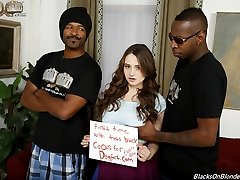 Elektra Rose Interracial Black Cock Movies at Blacks On Blondes!