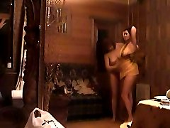 Housewives have fun under hidden cam control
